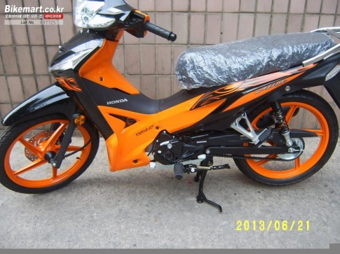 Honda Plim 110 - Wave o xu so K-Pop