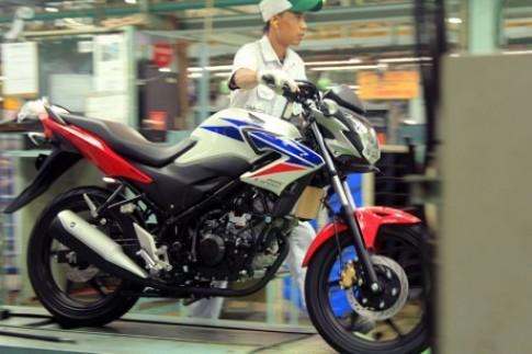 Honda ra mắt CB150R StreetFire 2014 mới
