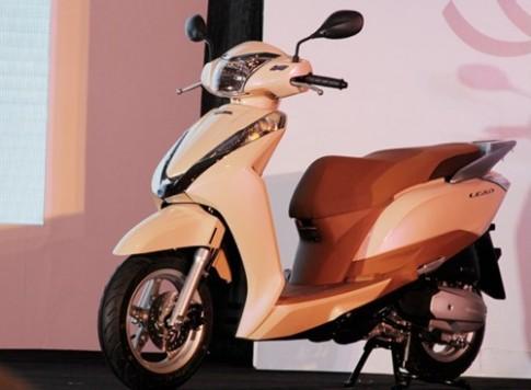 Honda ra mắt loạt xe tay ga năm 2013 ở Việt Nam