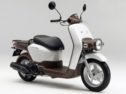 Honda sản xuất scooter Benly 110