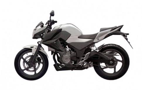Honda sắp có mẫu nakedbike mới CBR300R và CBR250R