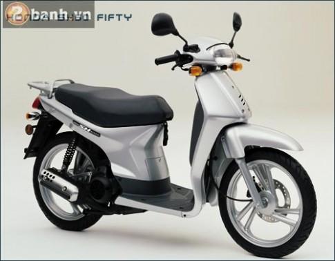 Honda SH 50cc đơn giản là 2 thì