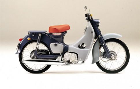 Honda Super Cub đạt mốc 87 triệu chiếc được bán ra