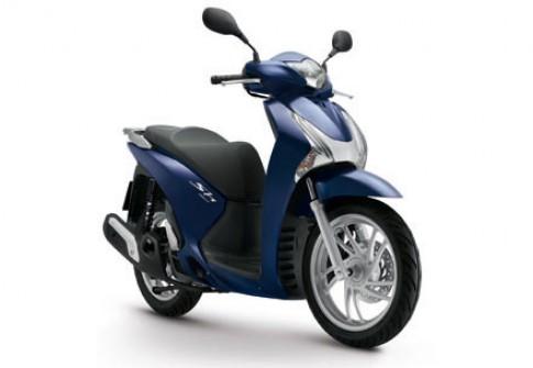 Honda Việt Nam làm mới dòng xe SH