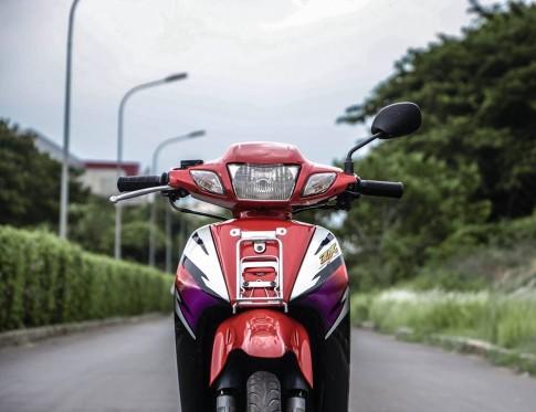 Honda wave ZX độ kiểng