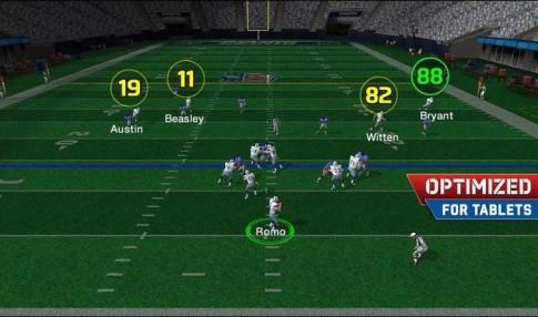 Hừng hực khí thế cùng Madden NFL 25 by EA SPORTS™