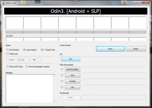 Hướng dẫn Flash Rom cho điện thoại Android bằng Odin