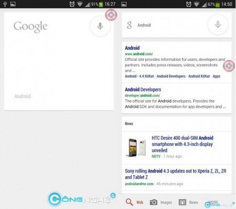 Hướng dẫn sử dụng Google Now hiệu quả