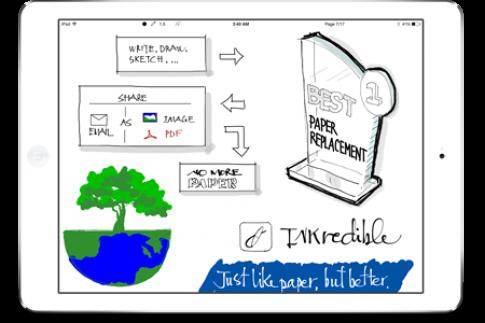 """INKredible - Ứng dụng xử lí đồ họa """"gây bão"""" trên App Store"""