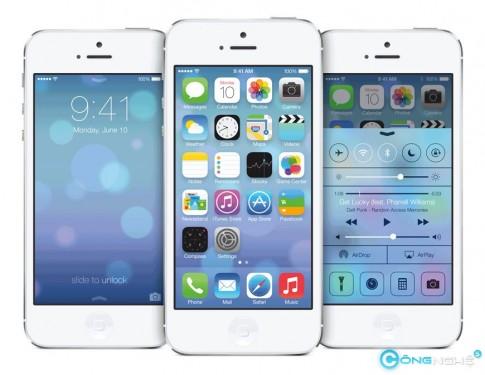 iOS 7.1 đã chính thức ra mắt sẵn sàng được cập nhật