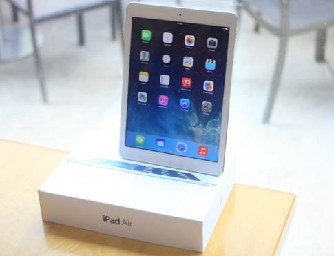 iPad Air cháy hàng, iPad 4 và mini ế mốc meo