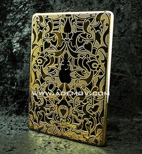 IPad Air mạ vàng giá trên 5.000 USD