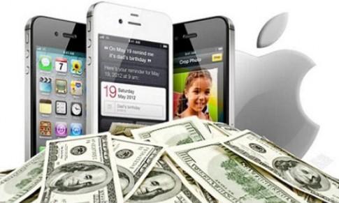 """iPhone 5S """"chém"""" người Việt đắt nhì thế giới"""