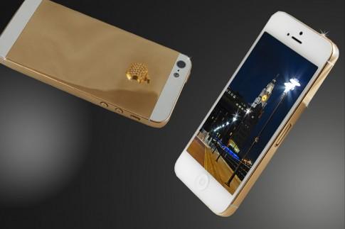 iPhone 5S Gold trở về đúng giá trị thực của nó!