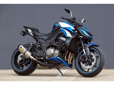 Kawasaki Z1000 2014 Puma Edition