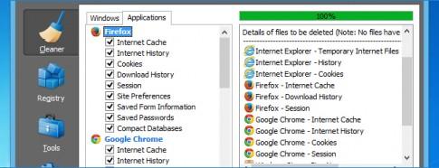 Khôi phục lịch sử trình duyệt web trên Windows.