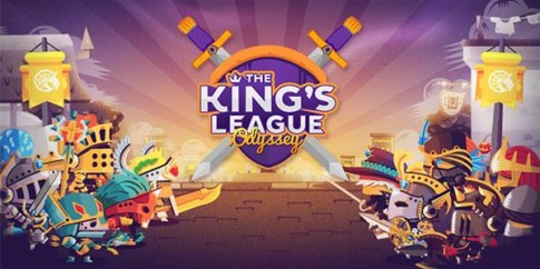 King's League: Odyssey v1.1 Full Apk Data Mod (Unlimited Coins/Gems)