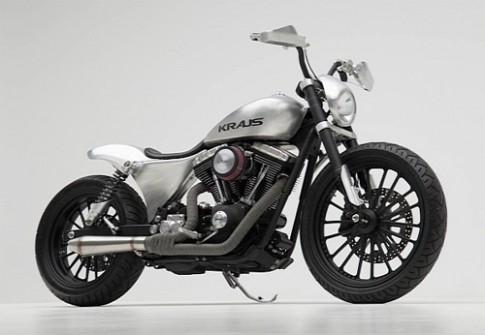 Kraus Nicks Dyna - biến hình từ Harley-Davidson