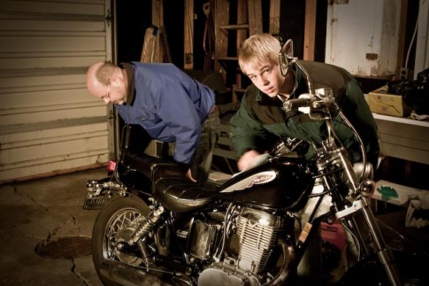 Lá thư của người cha gửi cho người con đam mê moto