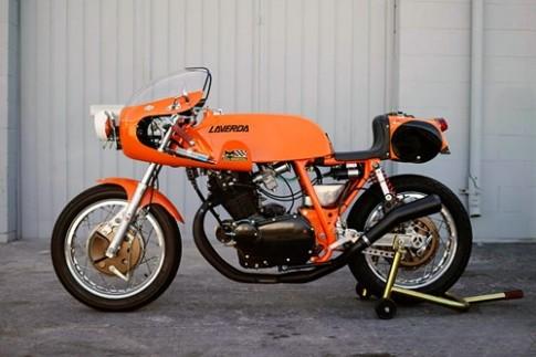 Laverda SF2 - Cơn lốc màu da cam
