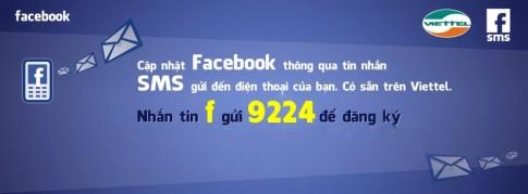 Lấy Code xác thực tài khoản Facebook bằng số Viettel