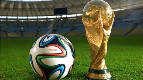 Lịch phát sóng vòng 1/16 loại trực tiếp WORLD CUP 2014 trên VTV