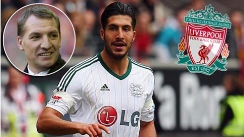 """Liverpool chiêu mộ xong """"đàn em"""" Schweinsteiger"""