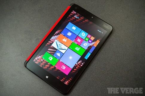 Lộ diện Lenovo ThinkPad 8, đối thủ xứng tầm với iPad mini Retina