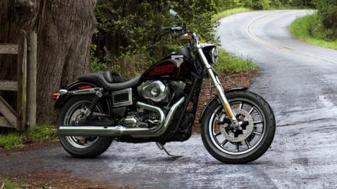 Low Rider 2014 - mẫu xe mới của Harley Davidson