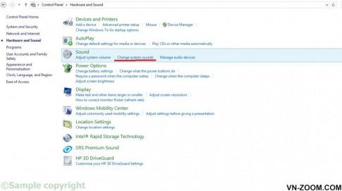 Mang âm thanh khởi động Windows trở lại trên Windows 8/Windows 8.1