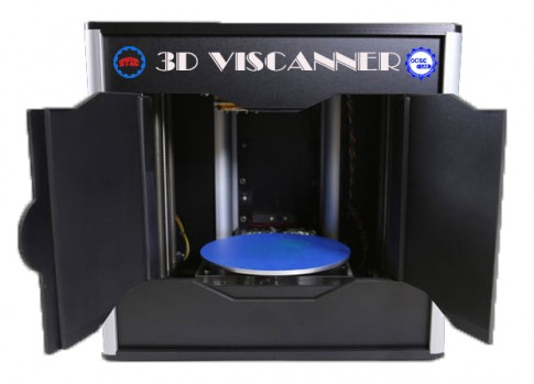 Máy quét 3D là gì?
