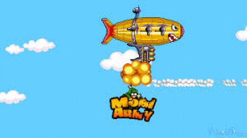 Mobi Army HD 236 – game bắn súng