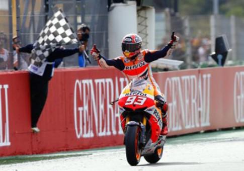 Moto GP - Marc Marquez - Nhà vô địch tuổi 20