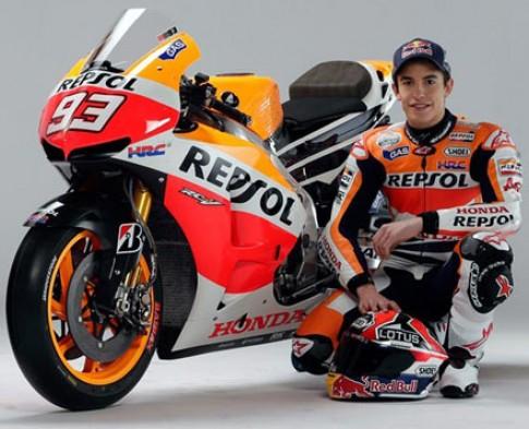 MotoGP 2013 - mùa giải của riêng Marquez