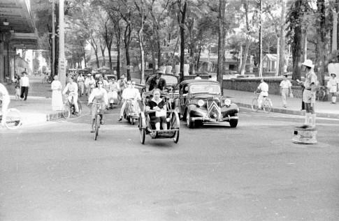 Năm 1950 Sài gòn như thế nào