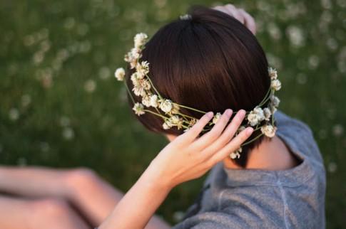 Này con gái, đừng quên chúng ta là hoa của trời...