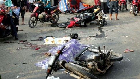 Nên cấm xe máy vì một nền xã hội văn minh??