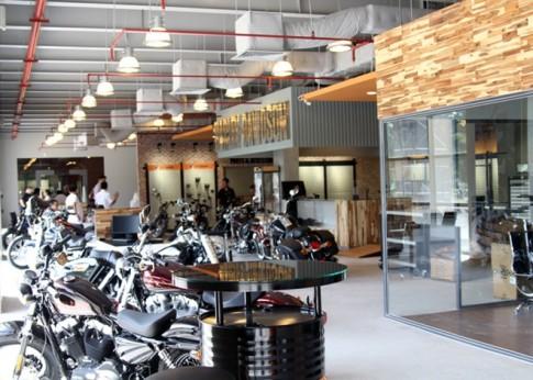 Ngắm showroom Harley-Davidson đầu tiên ở Việt Nam