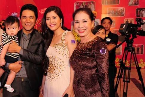Nghệ sĩ Kim Xuân chia sẻ bí quyết giữ ấm gia đình