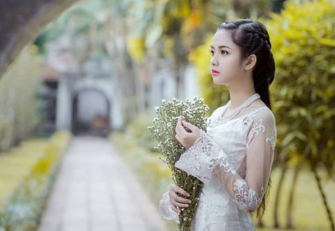 Nhan sắc nữ sinh đẹp nhất xứ Tuyên