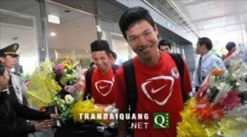 Nhật ký gửi mẹ xúc động của cầu thủ U19 Đông Triều