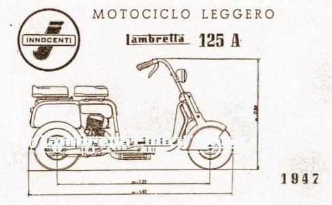 """Nhìn lại """"Nhật ký"""" của dòng xe Lambretta huyền thoại"""