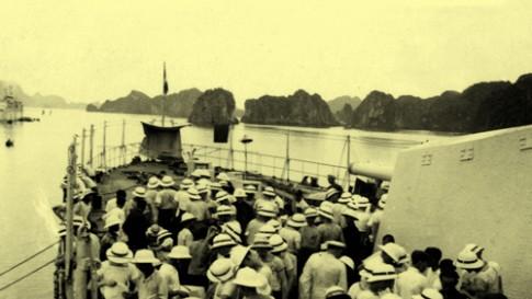 Những ảnh tư liệu quý về Vịnh Hạ Long cách đây gần 200 năm