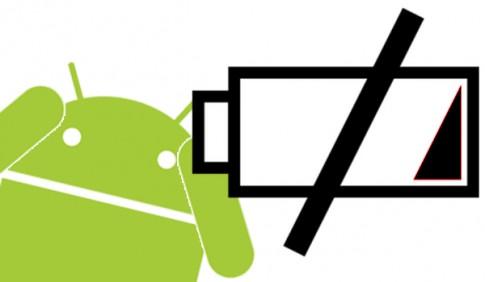 Những cái gì đang ngốn pin của thiết bị Android?