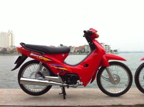 Những chiếc xe máy một thời hút hồn giới trẻ Việt