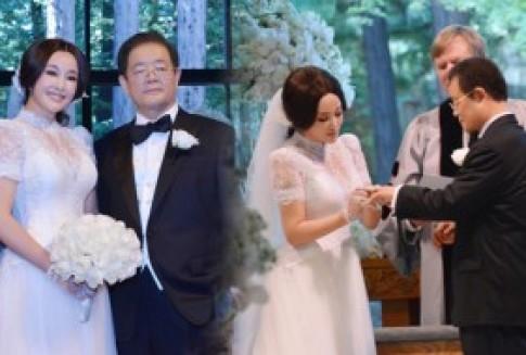 Những đám cưới gây chú ý nhất của sao châu Á 2013