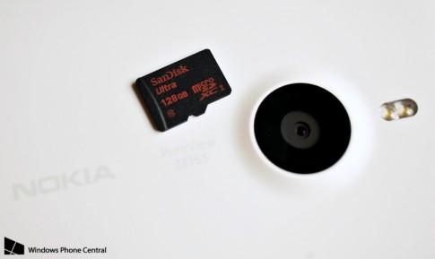 Những điểm cần chú ý khi nâng cấp lên thẻ nhớ 128GB (WP8.1)