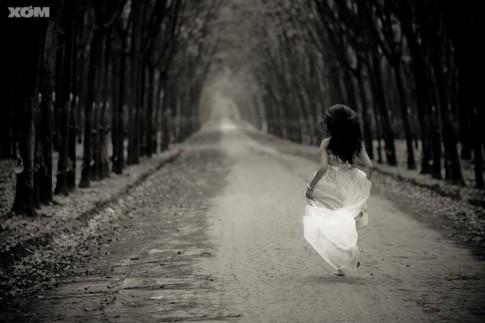 Những khi không đủ mạnh mẽ để đối diện, thì chạy trốn là lựa chọn tốt nhất ở thời điểm đó...
