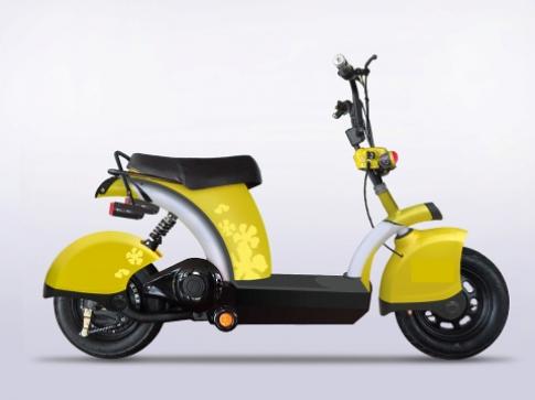Những mẫu thiết kế xe đạp điện độc đáo