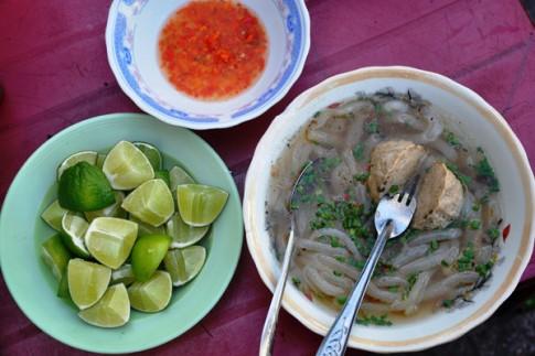 Những món ăn ngon ở Tân Định